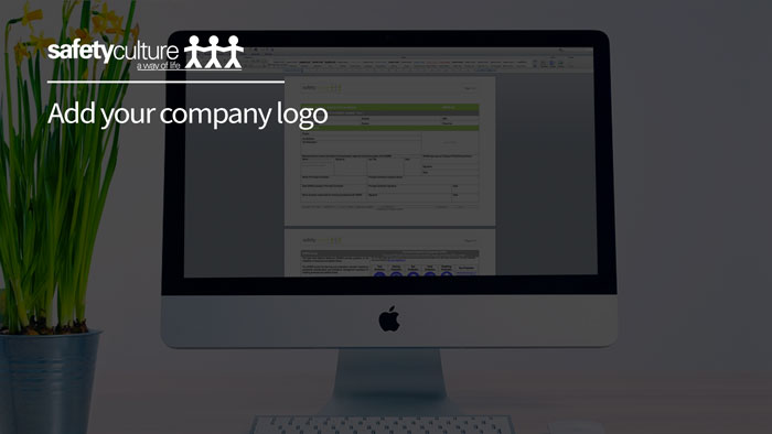 How to add your company logo